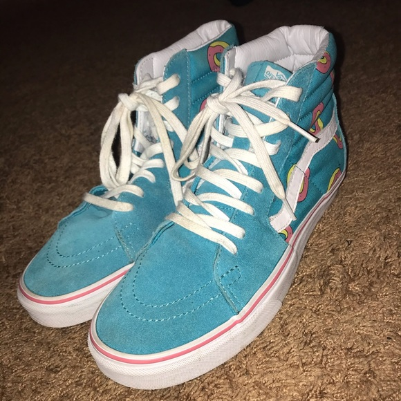 Vans Shoes | Vans X Odd Future High